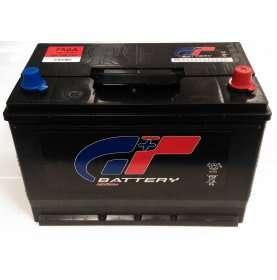 Batteria auto GT 100 Ah spunto 750A polo positivo destra D31 310x175x225