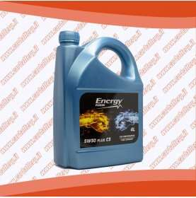 Olio motore auto 5W30 Low Saps full Synt Plus C3 4 litri