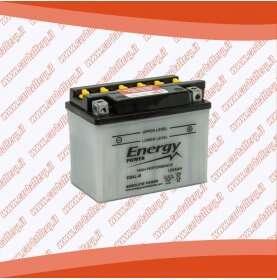 Batteria moto YB4L-B ENERGY POWER 4 Ah polo positivo destra 120x70x92