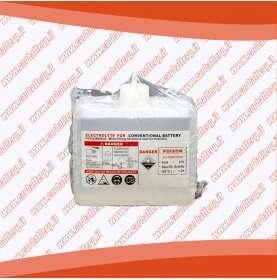 Acido Batteria moto YB7L-B ENERGY POWER 8 Ah polo positivo destra 135x75x133