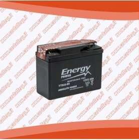 Batteria moto YTR4A-BS ENERGY POWER 2,3 Ah sigillata con acido polo positivo sinistra 113x48x85