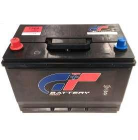 Batteria auto GT 100 Ah spunto 750A polo positivo sinistra D31 310x175x225