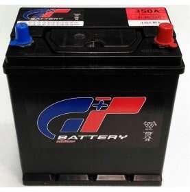 Batteria auto GT 45 Ah spunto 350A polo pos. Destra poli piccoli (asiatica) NS40 187x127x226